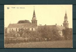 POSTEL: Kerk Achterzijde, Niet Gelopen Postkaart (Uitg Van Eynde) (GA19630) - Mol