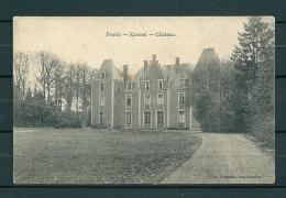 POSTEL: Kasteel, Gelopen Postkaart 1912 (Uitg Demotte) (GA19634) - Mol