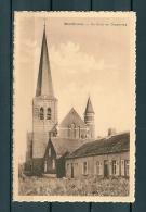 MORCKHOVEN: De Kerk En Omgeving, Niet Gelopen Postkaart (Uitg Van Olmen) (GA19639) - Herentals