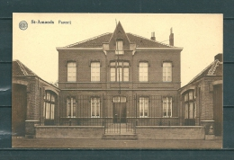 SINT AMANDS: Pastorij, Niet Gelopen Postkaart (Uitg Servaes-Claes) (GA19880) - Sint-Amands