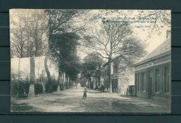 TURNHOUT: Chaussee D'Anvers, Gelopen Postkaart (Uitg Lagaert) (stuk Van Postkaart) (GA19983) - Turnhout