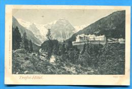 1900 - TRAFOI  Hotel  Early Undivided  PPC  - ITALIA - Bolzano (Bozen)