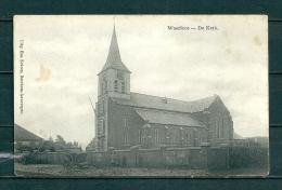 WAERLOOS: De Kerk, niet gelopen postkaart (Uitg Schrey) (GA20077)