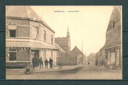 WAARLOOS: Kloosterstraat, niet gelopen postkaart (Uitg Desaix) (GA20079)