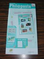 Catalogue Timbres N° 63 Philaposte Années Bonheur Les Années 50 Juin à Août 2014 - Français