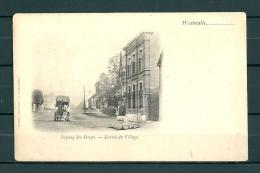 WESTMALLE: Ingang Des Dorps, Niet Gelopen Postkaart (Uitg Hermans) (GA20168) - Malle