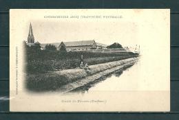 WESTMALLE: Gezicht Des Kloosters, Niet Gelopen Postkaart (Uitg Hermans) (GA20185) - Malle