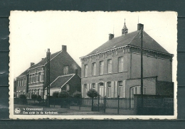S'GRAVENWEZEL: Een Zicht In De Kerkstraat, Gelopen Postkaart 1951 (Uitg De Ridder) (GA20477) - Schilde
