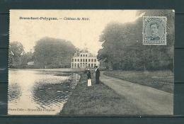 BRASSCHAET: Chateau Du Mick, Gelopen Postkaart 1921 (GA20568) - Brasschaat