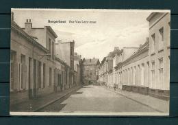 BORGERHOUT: Rue Van Leint Straat, Niet Gelopen Postkaart (Uitg Grauwels) (GA20681) - Antwerpen