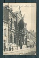 BERCHEM: La Maison Communale, Gelopen Postkaart 1908 (GA20717) - Antwerpen