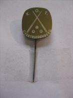 Pin K.O.T Geertruidenberg (GA00795) - Biljart