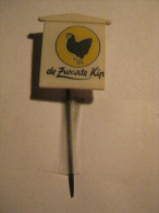 Pin De Zwarte Kip (GA00845) - Animaux