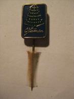 Pin Jamin (GA01002) - Noël
