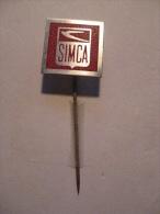 Pin Simca (GA01061) - Sonstige