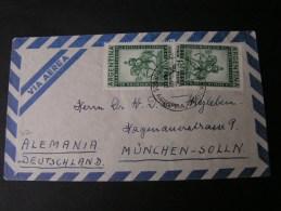 == Argentina  Cv, 1956 - Briefe U. Dokumente