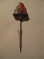 Pin Z.N.A.R (GA01098) - Brandweerman
