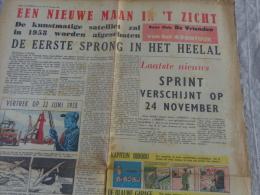 ROBBEDOES 94 WEEKBLADEN + 3 MET EXTRA BIJLAGE SPRINT JAREN 1950