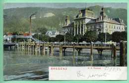 BREGENZ - K.K. Postamt - Bregenz