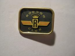 Pin Robson Club (GA01454) - Verenigingen