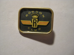 Pin Robson Club (GA01454) - Associations