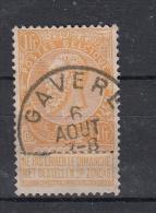 ALT-BELGIEN, BESSER Wert, Gestempelt.  MK - 1884-1891 Leopoldo II