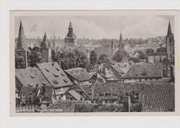 Quedlinburg-blick Auf Die Stadt-used,perfect Shape - Quedlinburg