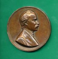 FIRENZE AVVOCATO GENERALE GIURECONSULTO GIUSEPPE MANTELLINI (RARA) 1885 - Altri