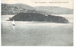LAGO TRASIMENO  ( PERUGIA ) IS_OLETTA DEL CONTE BALDESCHI - 1920s - Perugia