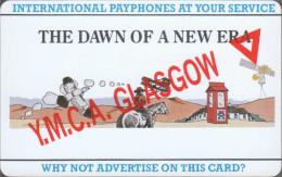 UK - Autelca - International Payphones - CTG-01 - 20u - 275 Ex. - MINT - RR - Royaume-Uni