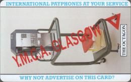 UK - Autelca - International Payphones - CTG-02 - 20u - 275 Ex. - MINT - RR - Royaume-Uni