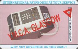 UK - Autelca - International Payphones - CTG-03 - 20u - 275 Ex. - MINT - RR - Royaume-Uni