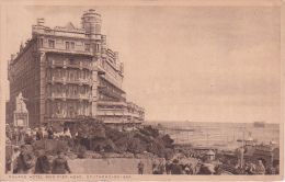 PC Southend-on-Sea - Palace Hotel And Pier Head (9526) - Southend, Westcliff & Leigh