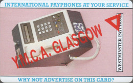 UK - Autelca - International Payphones - CTG-07 - 50u - 200 Ex. - MINT - RR - Royaume-Uni