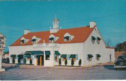 Saint-Nicolas Québec Lévis - Auberge De La Colline Inn Motel Hotel - Car - 1952 - Unused - 2 Scans - Non Classés
