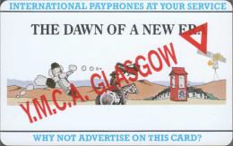 UK - Autelca - International Payphones - CTG-09 - 100u - 360 Ex. - MINT - RR - Royaume-Uni