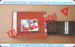 UK - Autelca - International Payphones - CTG-12 - 100u - MINT - RRR - Royaume-Uni