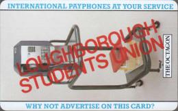 UK - Autelca - International Payphones - CTL-02 - 50u - 167 Ex. - MINT - RRR - Royaume-Uni