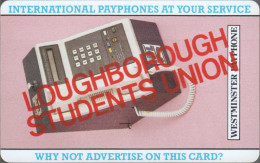 UK - Autelca - International Payphones - CTL-06 - 100u - 160 Ex. - MINT - RRR - Royaume-Uni