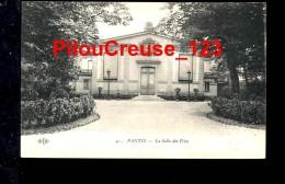 """93 Seine Saint Denis - PANTIN - """" La Salle Des Fêtes """" - Pantin"""