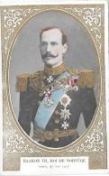 HAAKON VII - ROI DE NORVEGE - Paris, 27 Mai 1907 - Norvège