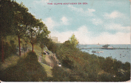 PC Southend-on-Sea - The Cliffe - 1909  (9528) - Southend, Westcliff & Leigh