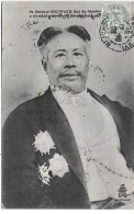 Sa Majesté SISOWATH - Roi Du CAMBODGE