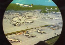 "Aviation> Aerodromes,Airplanes,Flughafen Frankfurt / Main,,Rhein-Main"" - Aérodromes"