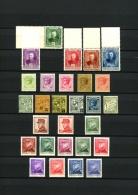 MONACO  -  Collection Neufs N** - Des origines � 1976 - Cote sup. �  1100 Euros