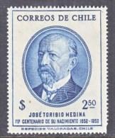 CHILE 274    * - Chile