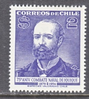 CHILE   284    * - Chile