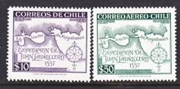 CHILE   320,  C 215    *   ANTIQUE  MAP - Chile