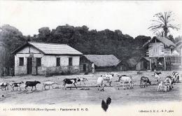 LASTOURSVILLE (Haut-Ogooue) - Factorerie S.H.O. - Gabun