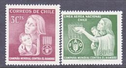 CHILE   342,  C 248   *   F.A.O. - Chile